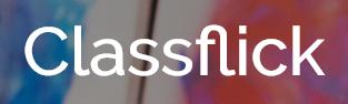 Blog   Classflick